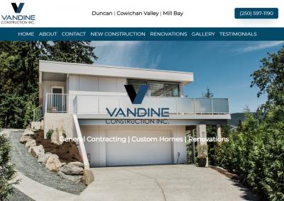 Vandine Construction